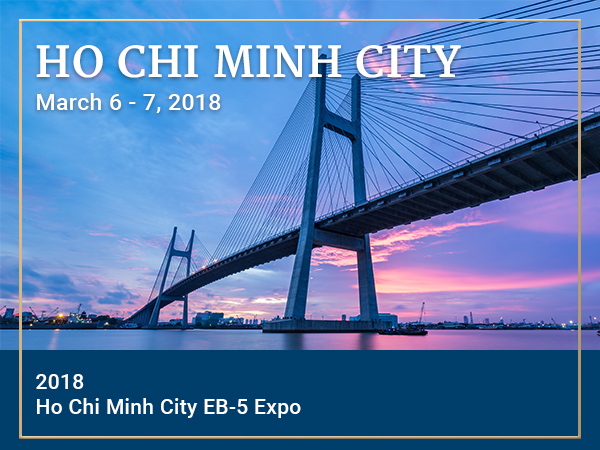 2018 Ho Chi Minh City EB-5 Expo