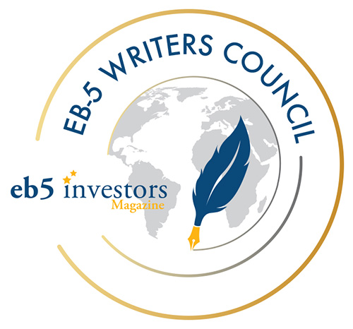 EB-5 Writers Council logo