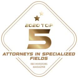 EB-5 Top 5 attorneys in specialized fields