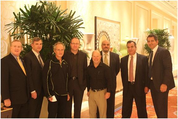 Congressman Jared Polis at EB-5 Las Vegas Conference