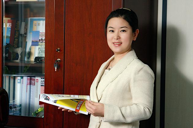Migration agent Ms.Yang