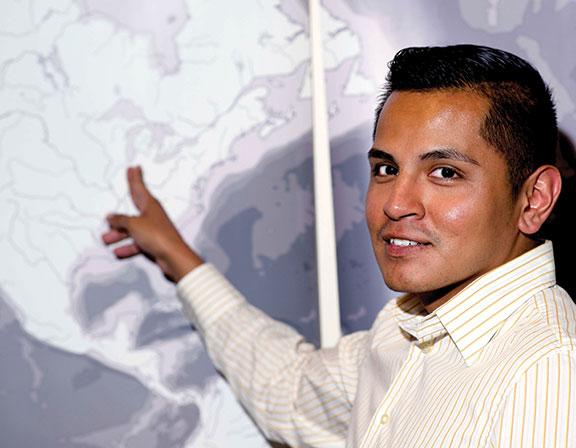 Isaiah Perez EB-5 job
