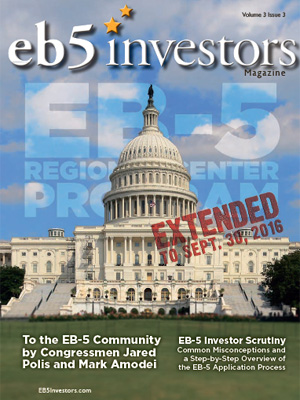 EB5 Investors Magazine 2015 English V3 I3 Issue