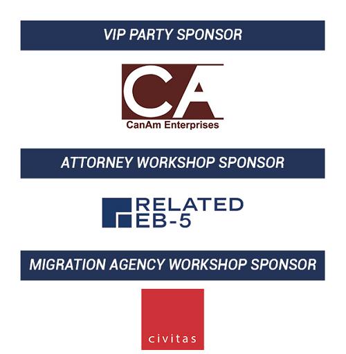 Las Vegas EB-5 & Investment Immigration Convention Sponsors 1