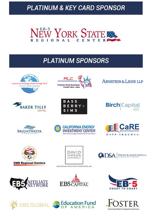 Las Vegas EB-5 & Investment Immigration Convention Sponsors 3