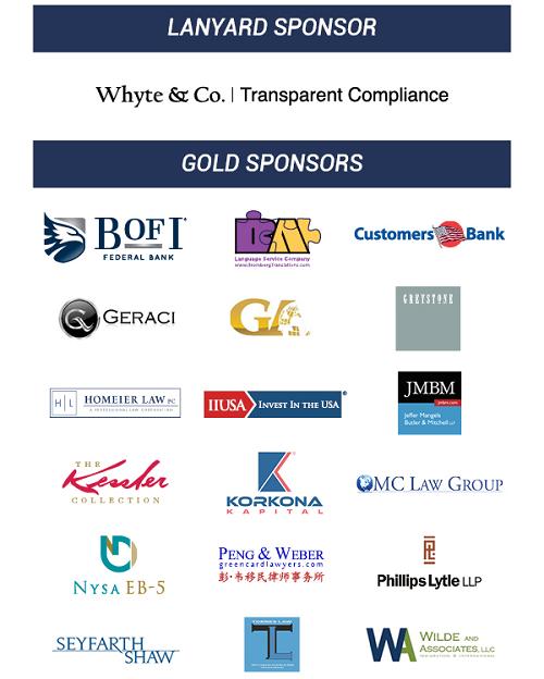 Las Vegas EB-5 & Investment Immigration Convention Sponsors 5